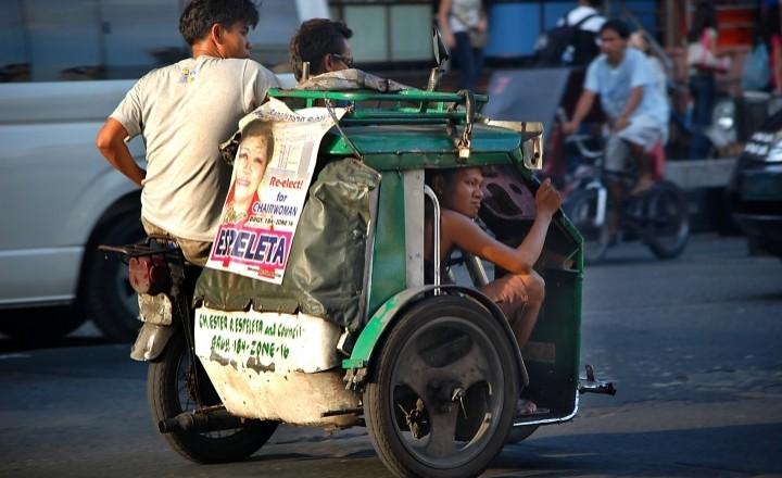 Филиппины. Манила. Суть.