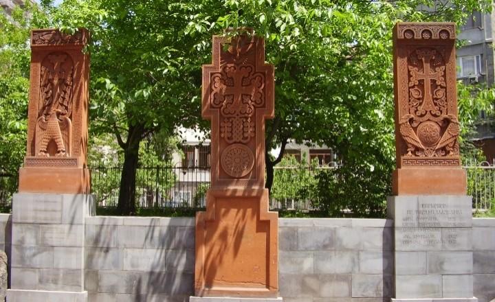 Хачкары Армении