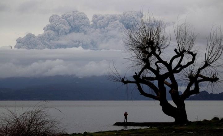 Еще про извержение вулкана Пуйеуэ