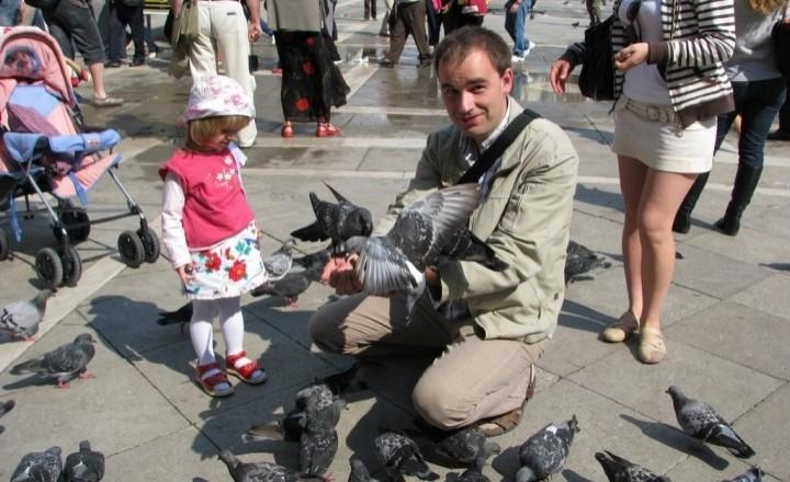 В Коктебеле мошенники вымогали у туристов деньги с помощью голубей
