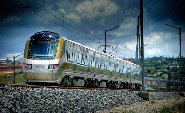 Между аэропортом Йоханнесбурга и столицей ЮАР открылась линия скоростной железной дороги
