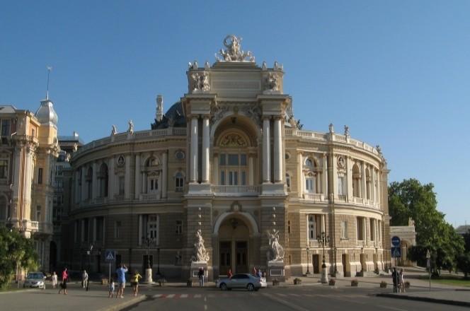 Украина: Одесса