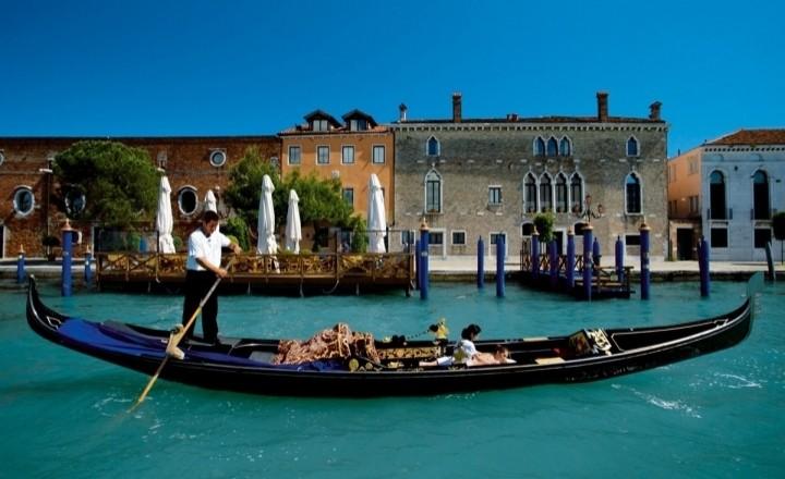Пьяный турист угнал гондолу в Венеции