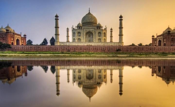 Индия может потерять Тадж-Махал