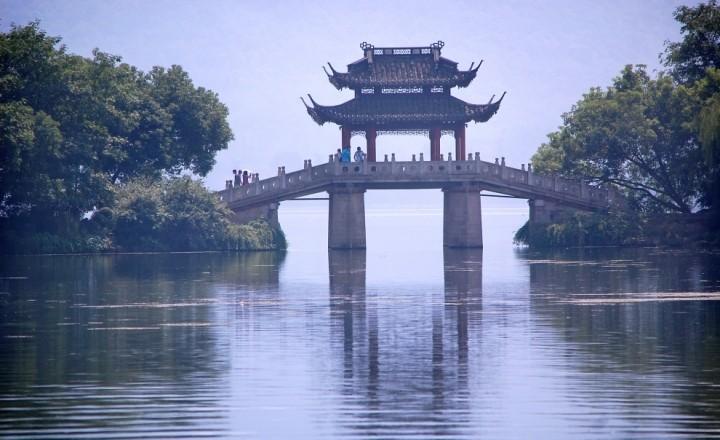 Китайские оазисы Сучжоу и Ханчжоу