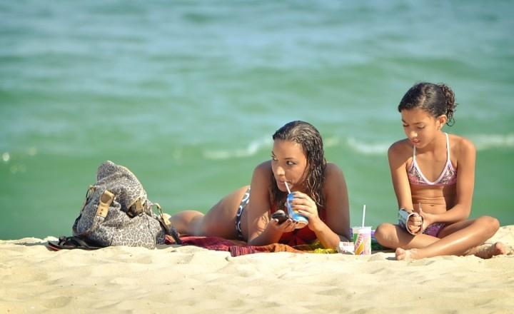 Копакабана - самый известный пляж в мире