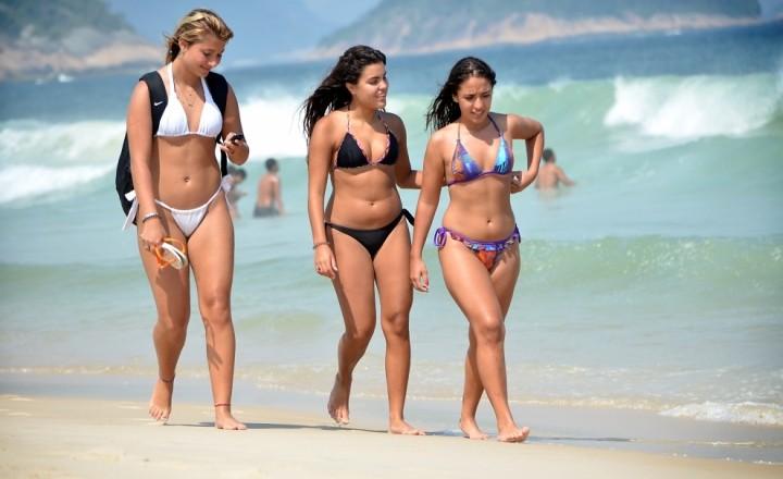 Дикие пляжи девушек фото бесплатно 5683 фотография