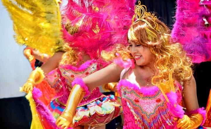 Перу - страна веселья и карнавалов!