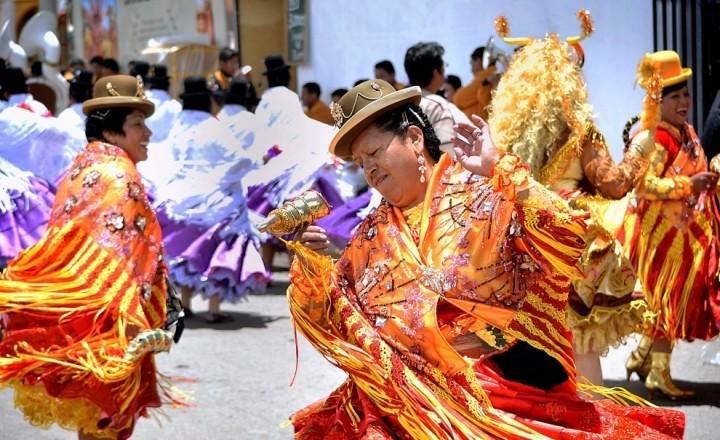 Карнавал в Перу - и пусть весь мир подождет..