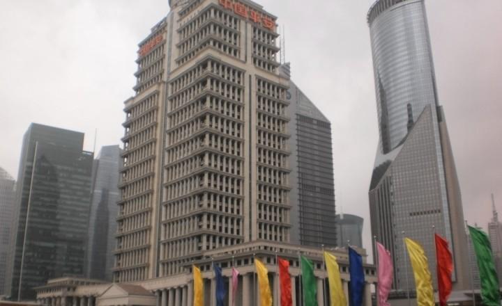 Путешествие русских в Шанхае....