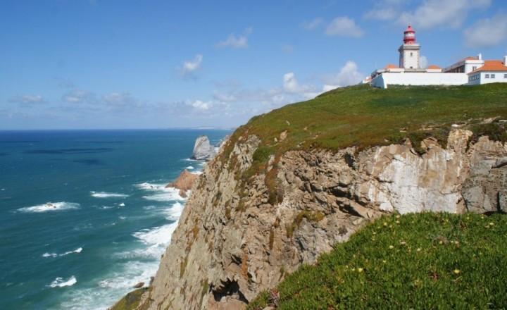 Западная оконечность континетальной Европы - Cabo da Roca