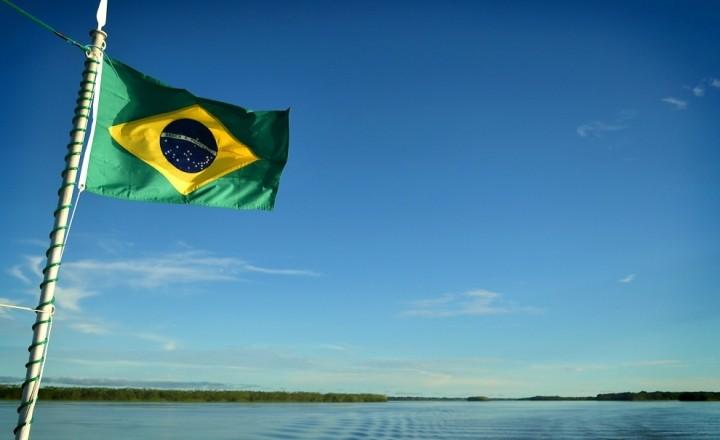 Первый день на реке Амазонка