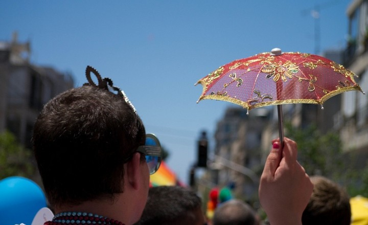 Gay Pride 2012 - Tel-Aviv