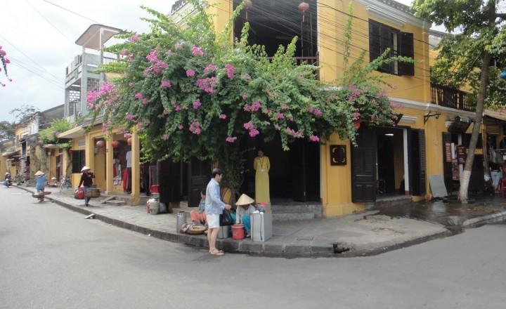 Хой Ан - цветущий город