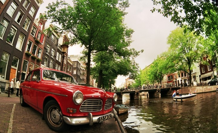 Амстердам - Гданьск на яхте. Уроки гуманизма.