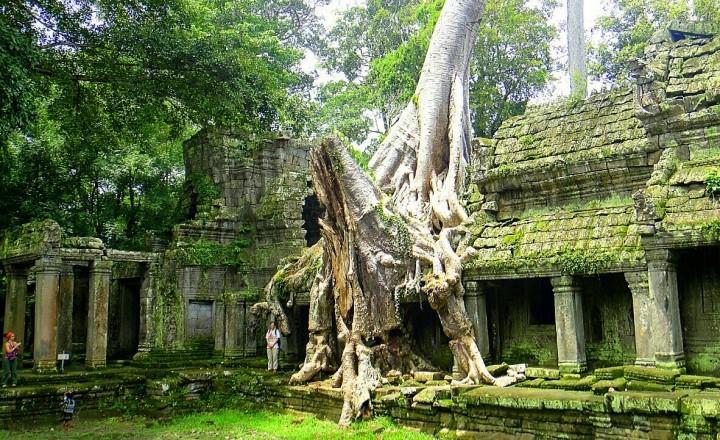 Пропавший город Ангкор