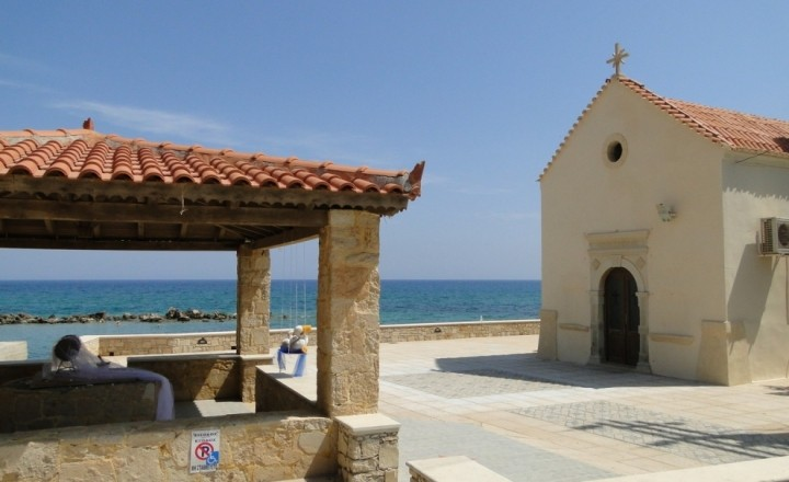 Крит. Путешествие по острову. 2010г.