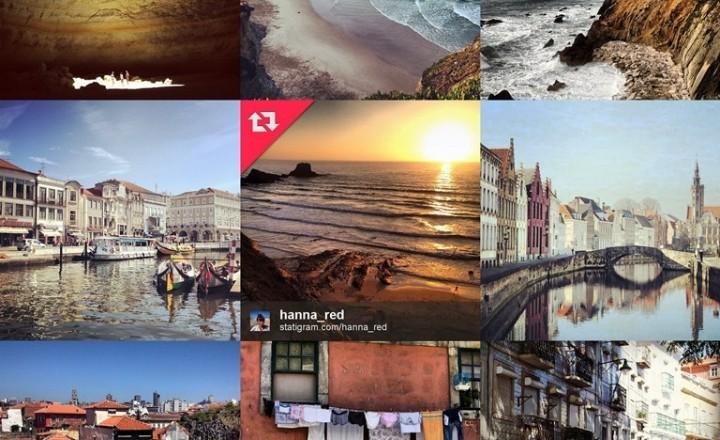 Instagram путешествия - Португалия от @hanna_red