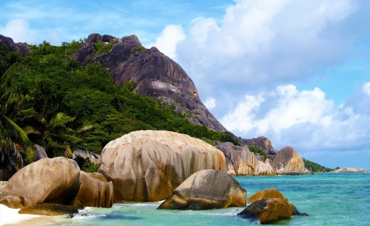 Великолепные Сейшелы (Часть 3: Остров Ла-Диг)