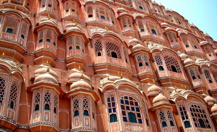 Джайпур. Розовый город.