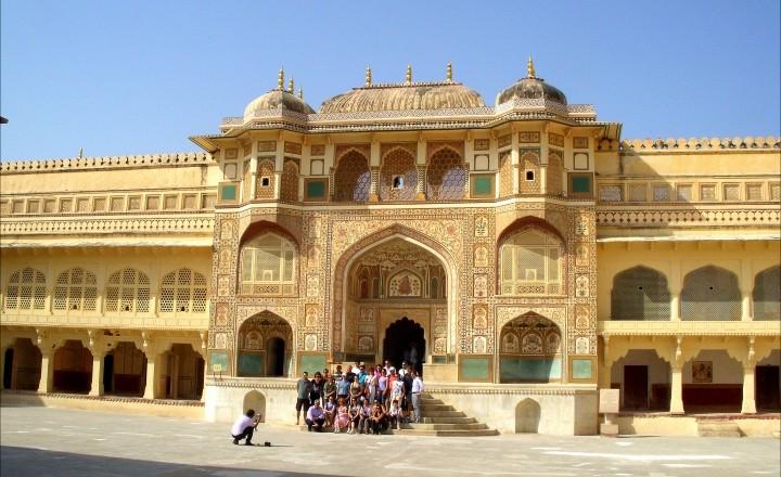 Форт Амбер. Старинная столица Раджастхана.
