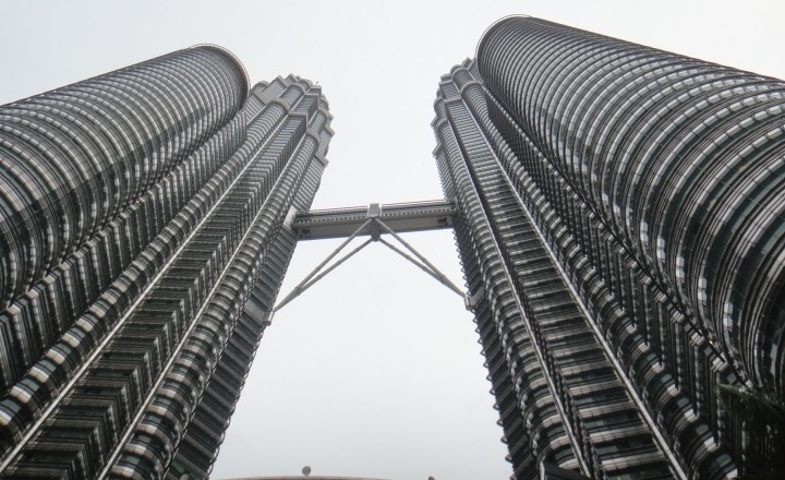 Как не надо смотреть Куала-Лумпур