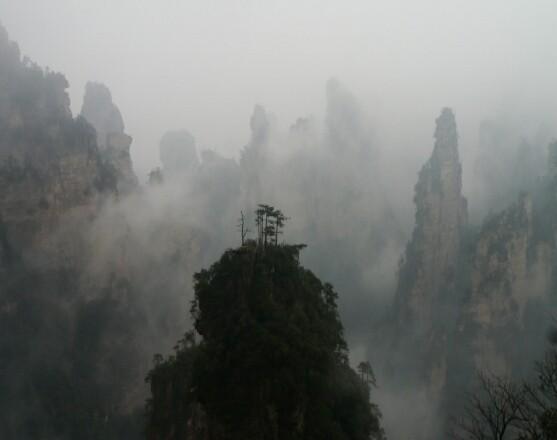 Там за туманами... в провинции Хунань