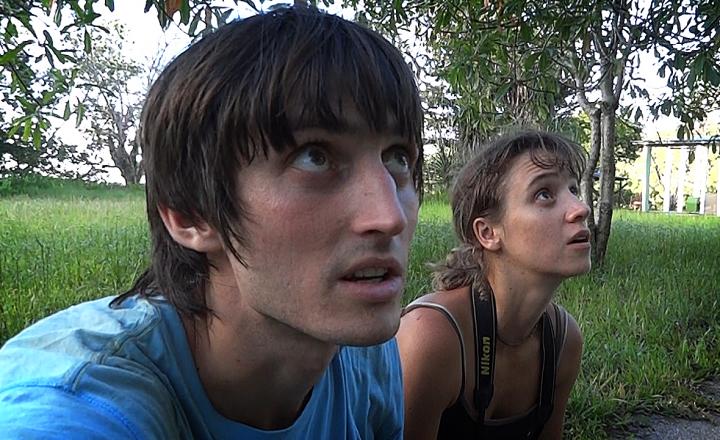 Мы в джунглях Борнео