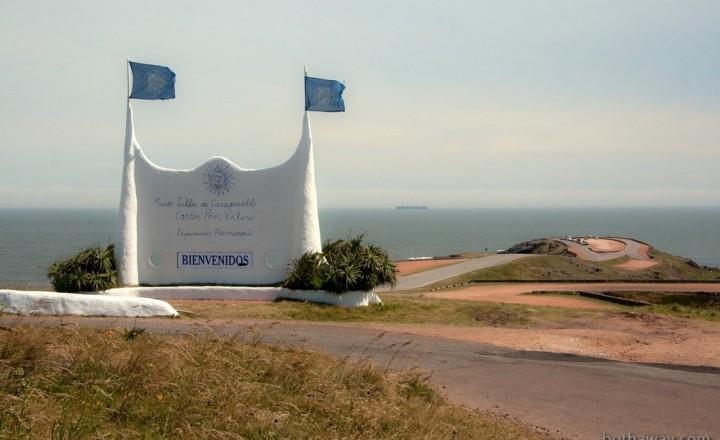 Уругвай. Экспресс вдоль побережья. Часть 2 — пластилиновая деревня