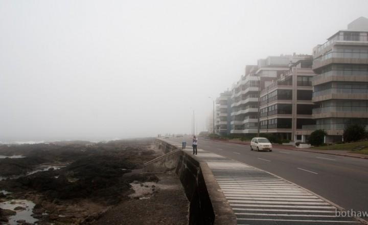 Уругвай. Экспресс вдоль побережья. Часть 3 — туманный гламур