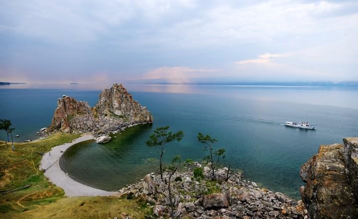 Маленькая жизнь на берегах Байкала