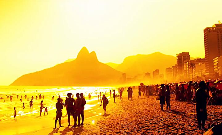 Время Рио