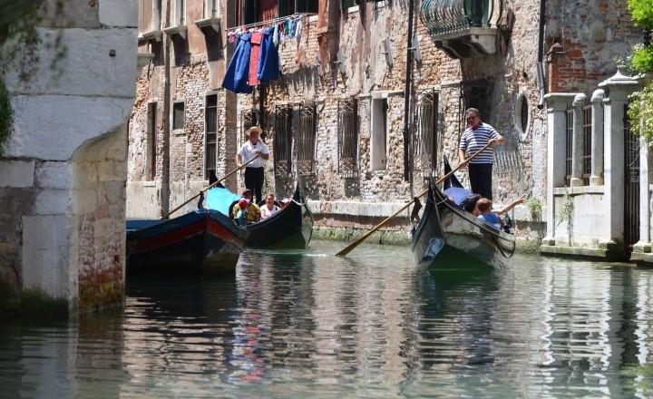 """Венеция - """"сказка на воде"""""""