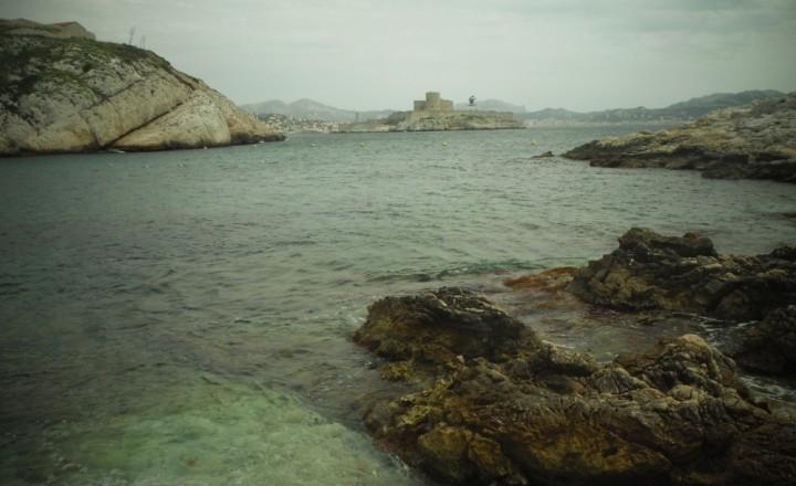 Le Frioul - островок на лазурном побережье