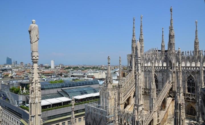 Милан - самый гламурный город Италии