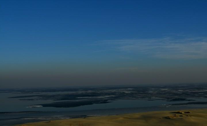 Куршская коса и балтийское побережье