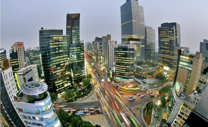 Немного Кореи. Сеул.