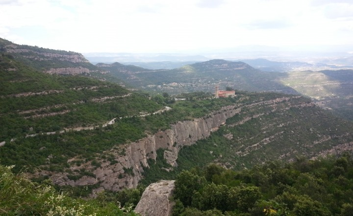 Треккинг в горах Монтсеррат