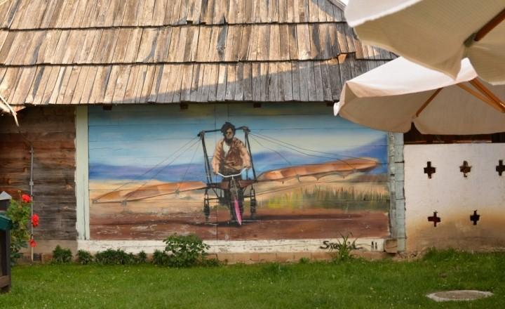 Деревня Кустурицы - начало Балканского путешествия, часть I