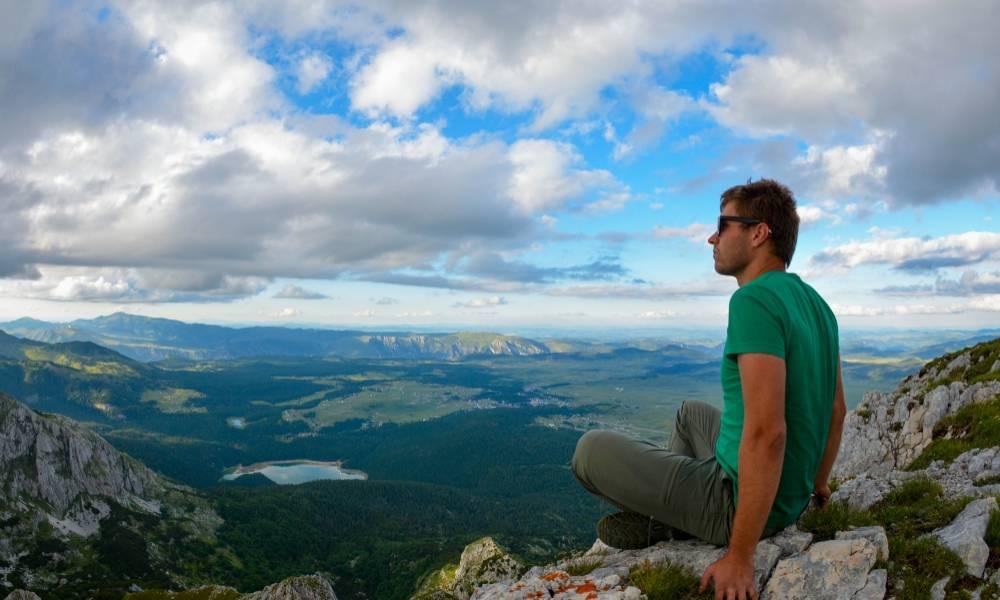 Первый день в Дурмиторе, восхождение на гору Савин Кук