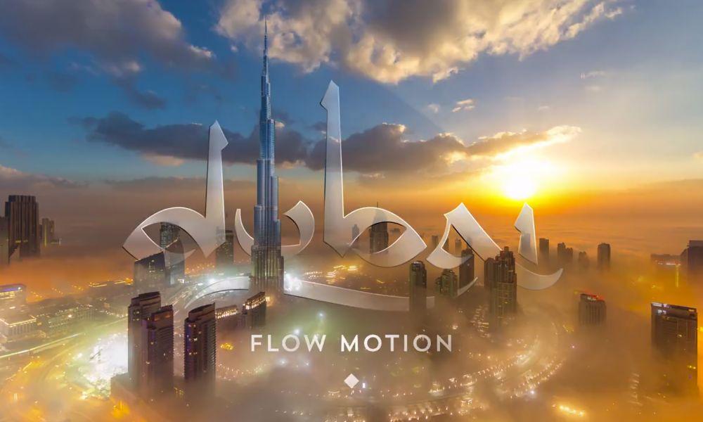 Дубай в движении от Роба Уитворта