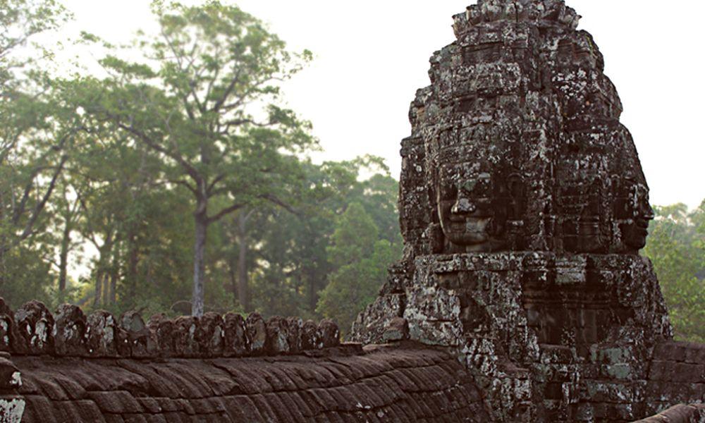 Камбоджа. Ангкор-Ват.