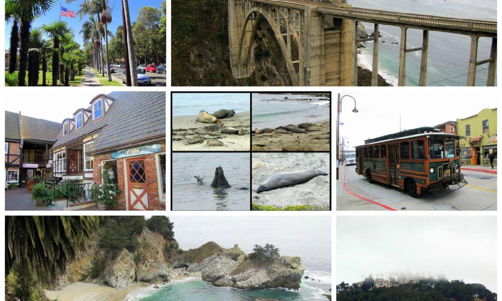7 интересных остановок по пути из Лос-Анджелеса в Сан-Франциско