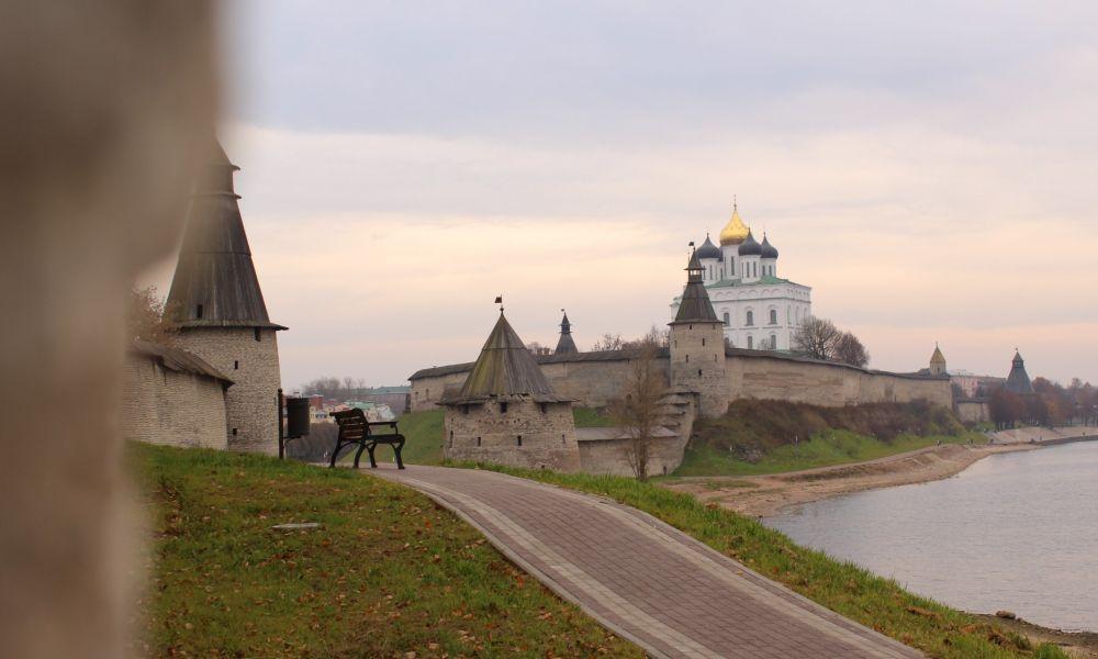 Великий город на Великой реке