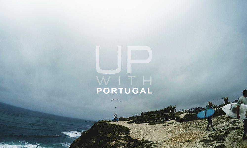 Вверх с Португалией (travel video)