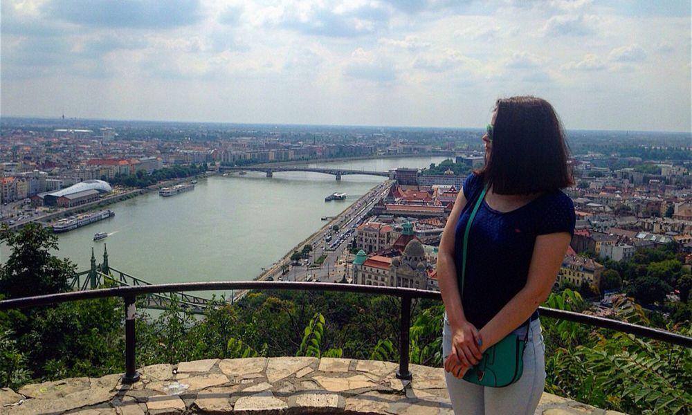 Два дня в гордом одиночестве. День первый - Будапешт