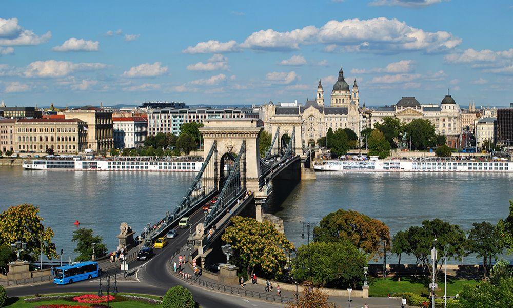 Два дня в Будапеште. Маршрут первого дня. Пешт