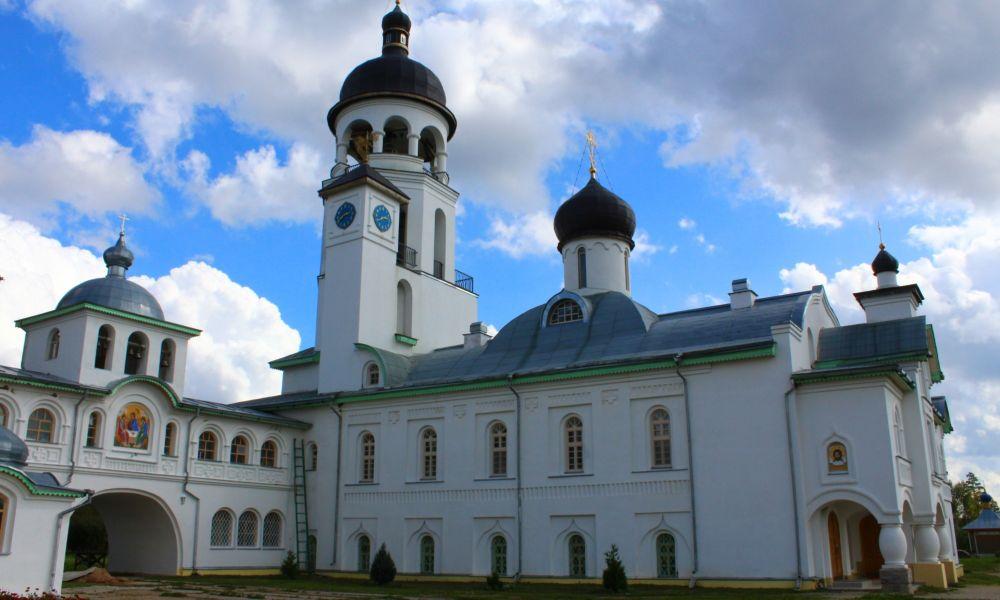 Крыпецкий монастырь на Псковщине