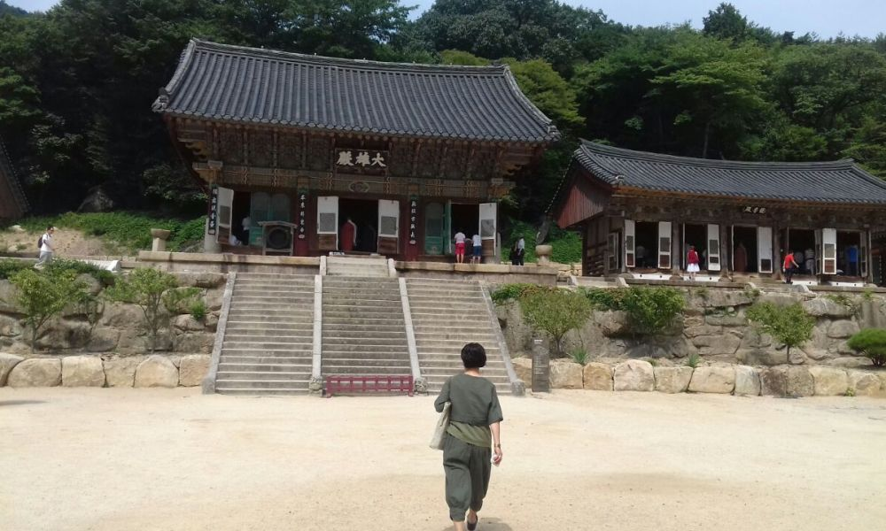 Храм Помоса и поиски форта
