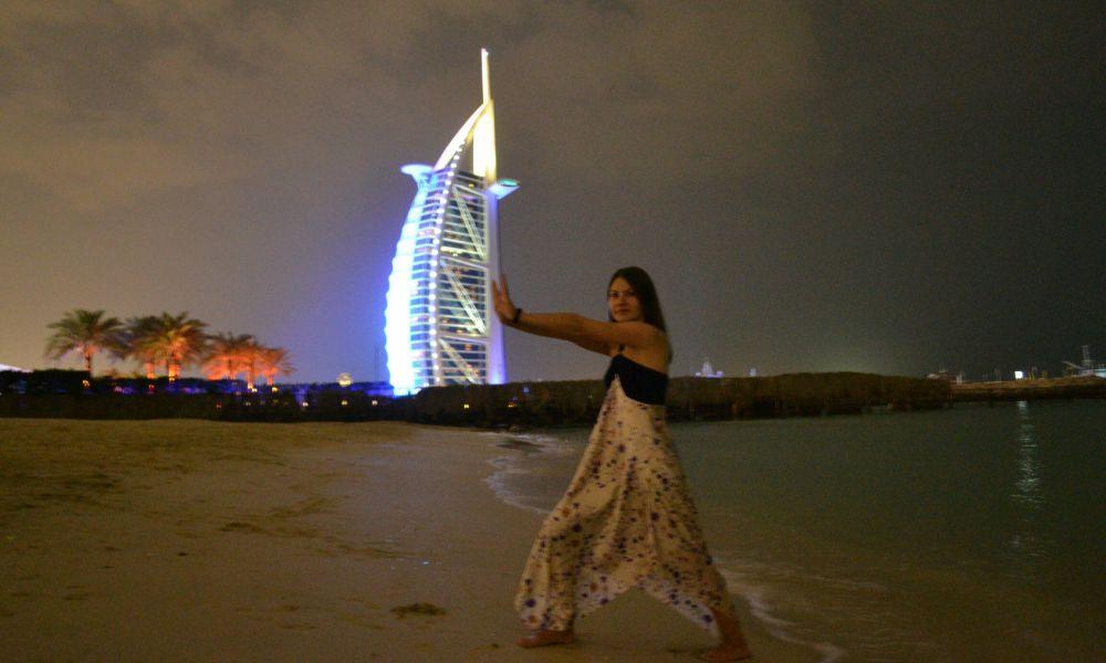 ОАЭ. Часть 1. Дубай